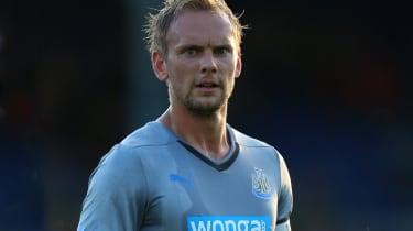 Premier League new boys - Siem de Jong, Newcastle:
