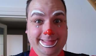 Belgium Clown