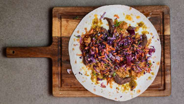 Chuku's Chop, Chat, Chill meal kit