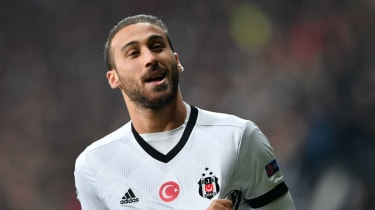 Cenk Tosun Everton Besiktas transfer