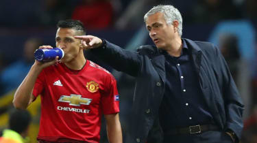 Alexis Sanchez Man Utd transfer news Jose Mourinho