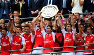 Arsenal Community Shield 2015