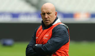 Rugby league legend Shaun Edwards is the defence coach of the French rugby union team