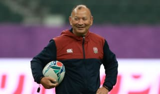 Head coach Eddie Jones led England to the 2019 Rugby World Cup final