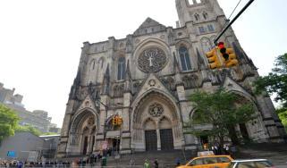 An American church