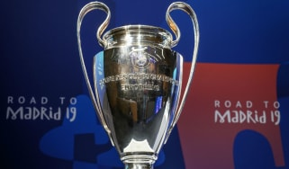 The 2019 Uefa Champions League final will be played in Madrid on 1 June