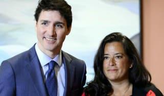 Justin Trudeau Jody Wilson-Raybould
