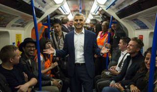Night Tube Sadiq Khan