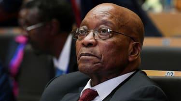 Jacob Zuma faces 16 counts of corruption