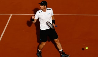 Andy Murray, French Open