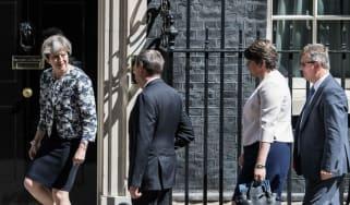 Theresa May, DUP