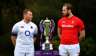 Six Nations England vs Wales Twickenham rugby union