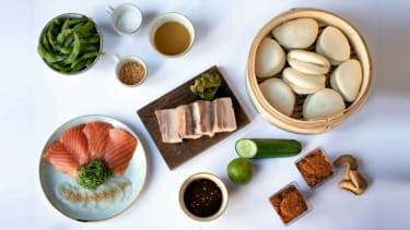 Yuu Kitchen bao boxes