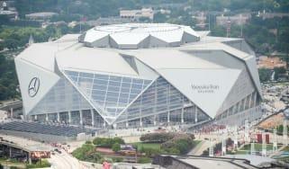 Mercedes-Benz Stadium Atlanta Falcons Atlanta United