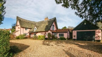 Lord Mayor's Cottage, Barton Mills, Bury St Edmunds