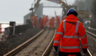 Netword Rail engineers