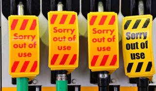 Panic buying has caused a petrol crisis in the UK