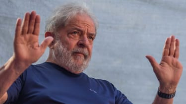 Lula has abandoned his bid for Brazilian presidency weeks out from October election
