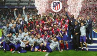 Real Madrid 2 Atletico Madrid 4 Uefa Super Cup