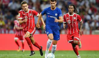 Alvaro Morata for Chelsea