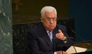 Mahmoud Abbas has warned of dire consequences if Trump recognises Jerusalem as the Israeli capital