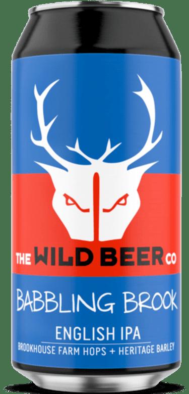 The Wild Beer Co Babbling Brook English IPA