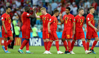 Belgium World Cup group G