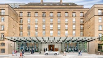 The Berkeley hotel in London