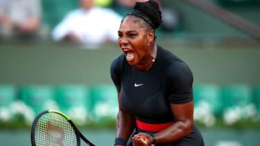 Serena Williams French Open 2018
