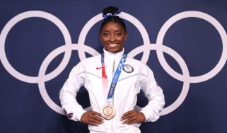 Simone Biles: the GOAT with her bronze medal