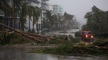 Widespread damage throughout Florida after Hurricane Irma makes landfall