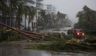 Widespread damage throughout Florida after Hurricane Irma makes landfall