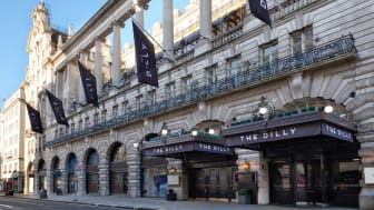 The Dilly hotel in London