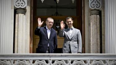 Recep Tayyip Erdogan, Bashar al-Assad, Turkey, Syria