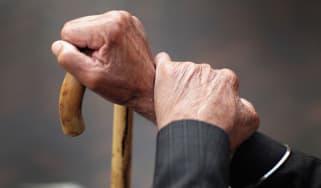 Pensioner, dementia