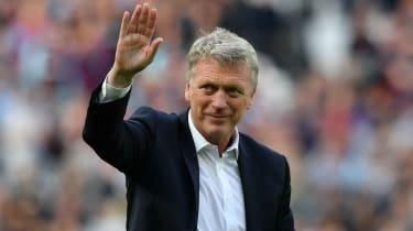 David Moyes was previously Everton manager from 2002 to 2013