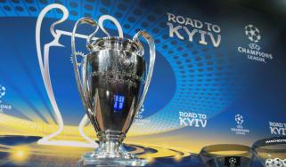 Uefa benchmarking report football finances Champions League