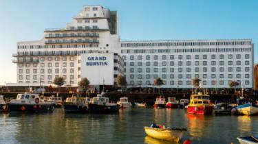 Britannia Grand Burstin Hotel in Folkestone