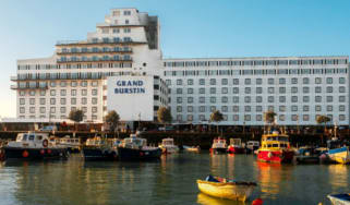 Britannia Grand Burstin Hotel in Folkestone