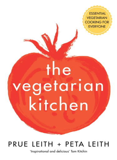 The Vegetarian Kitchen by Prue Leith and Peta Leith
