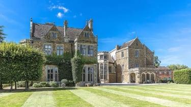 Fawsley Hall exterior