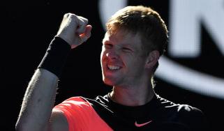 Kyle Edmund Australian Open tennis grand slam