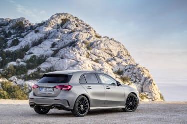 Mercedes A-Class 2018