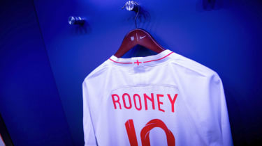 Wayne Rooney scored a record 53 goals in 119 appearances for England