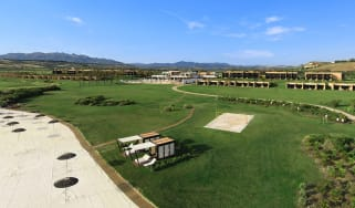 The Rocco Forte Verdura resort in Sicily