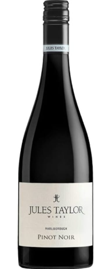 2019 Jules Taylor, Pinot Noir, Marlborough, New Zealand