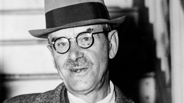 German writer Thomas Mann