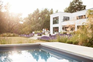Baufritz eco house