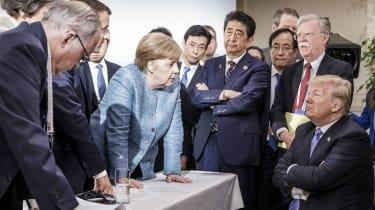 G7 summit Trump