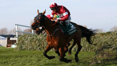 Tiger Roll has won back-to-back Grand Nationals at Aintree Racecourse